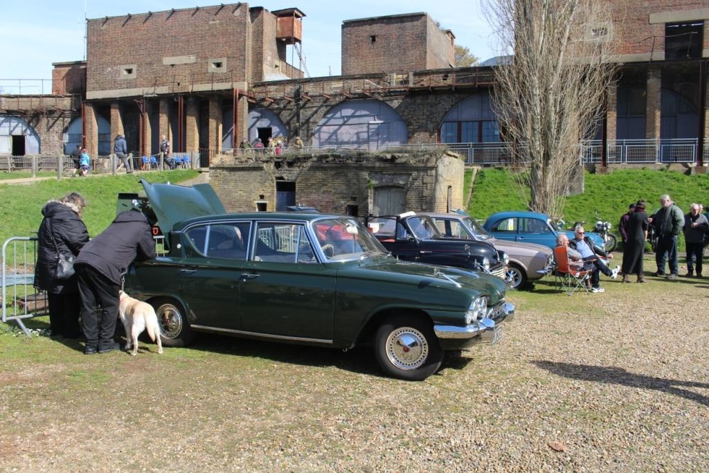 Motorcycle And Classic Vehicle Day Coalhouse Fort Project - Classic car show tomorrow
